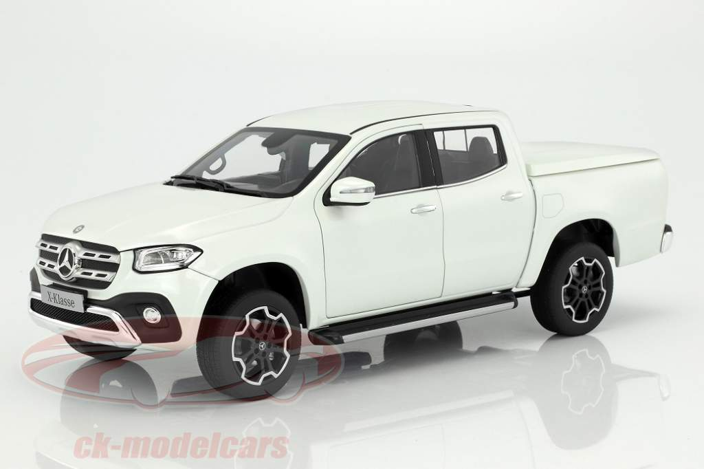 Mercedes Benz And Norev With The X Class In 1 18