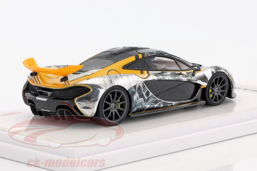 McLaren P1 Art Car da Sticker City 2014 1:43 TrueScale
