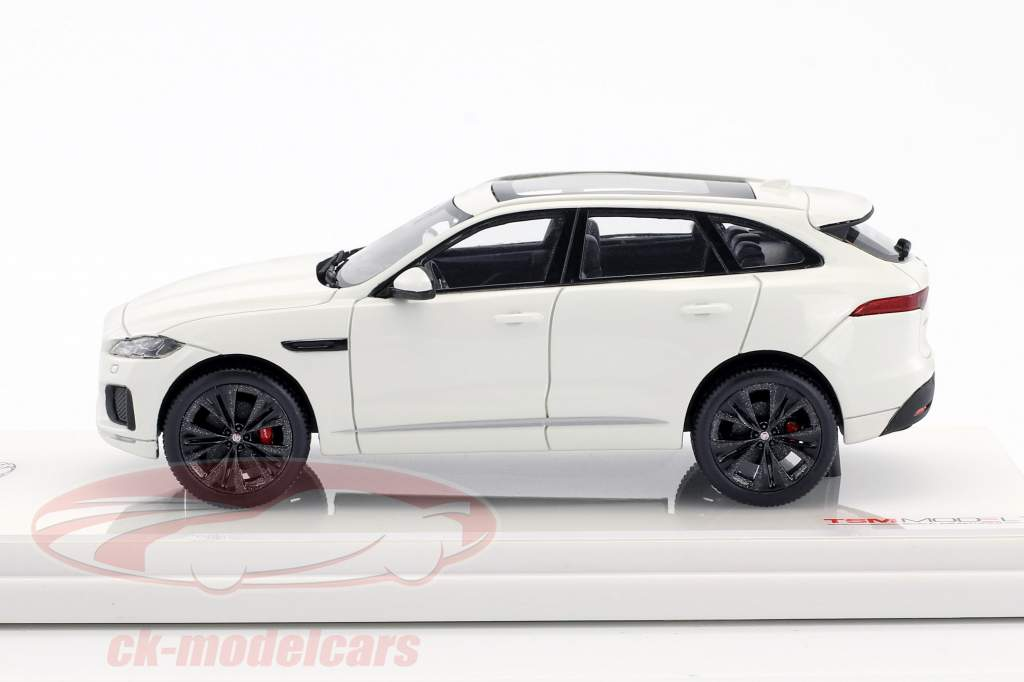 Jaguar F-Pace polaris white 1:43 TrueScale