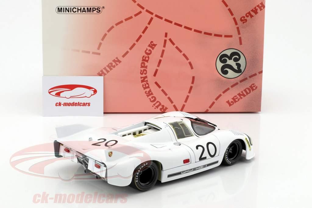 Porsche 917/20 #20 3h LeMans 1971 Kauhsen, van Lennep 1:18 Minichamps