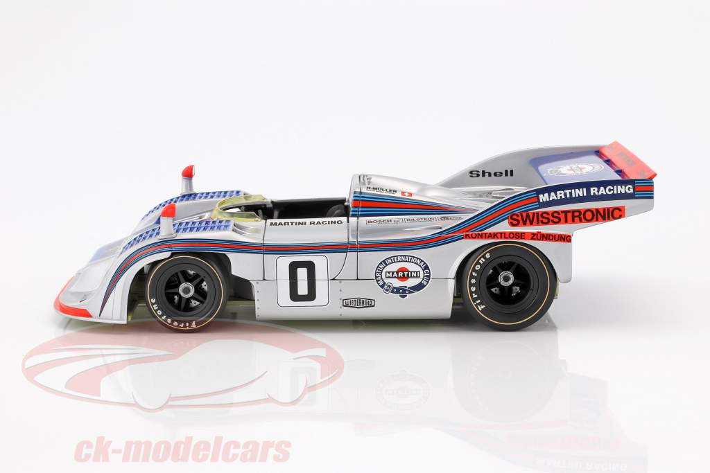 Porsche 917/20 TC Martini Racing #0 Winner Interserie 1974 Herbert Müller 1:18 Minichamps