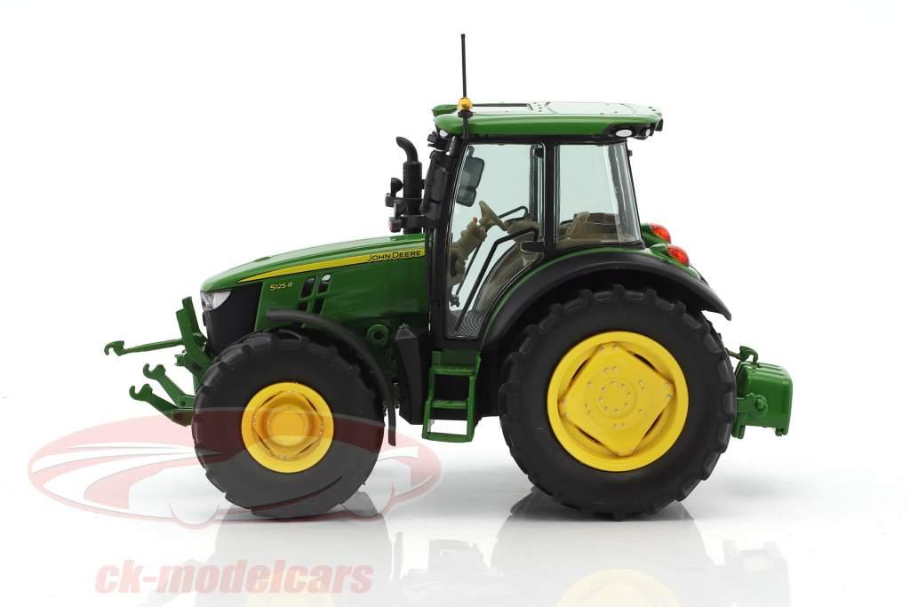 John Deere 5125 R tractor green 1:32 Schuco