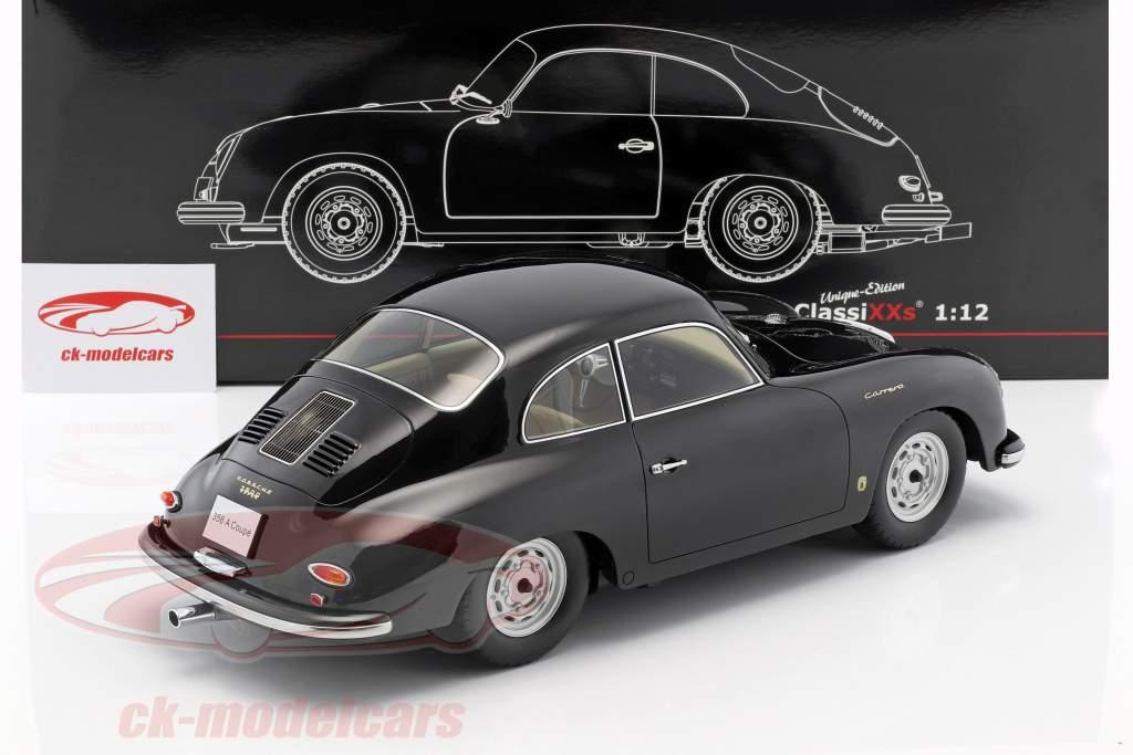 Porsche 356 A coupe black 1:12 Premium ClassiXXs