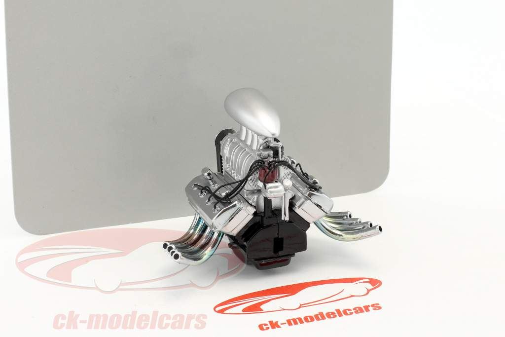 Dragster motore (The Chizler V) 1:18 GMP