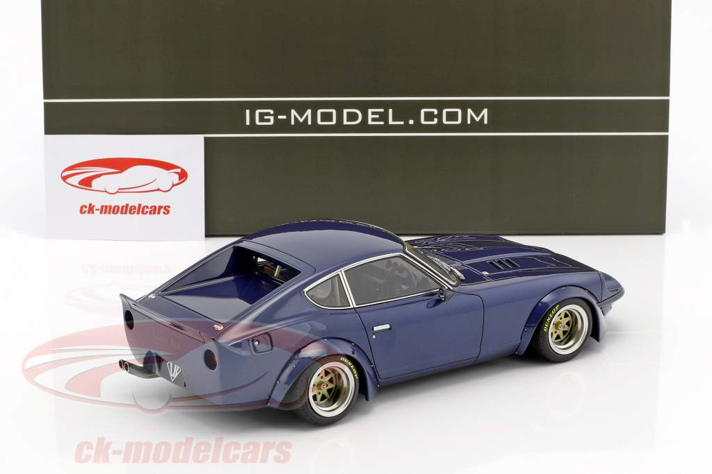 LB-Works Fairlady Z (S30) blau 1:18 Ignition Model