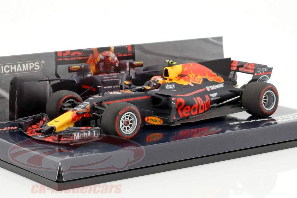 Max Verstappen Red Bull RB13 #33 Australia GP formula 1 2017 1:43 Minichamps