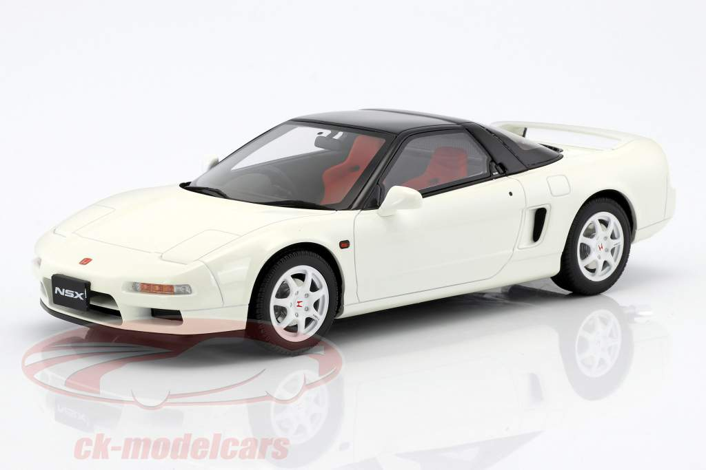 Honda NSX Type-R year 1990 white 1:18 OttOmobile