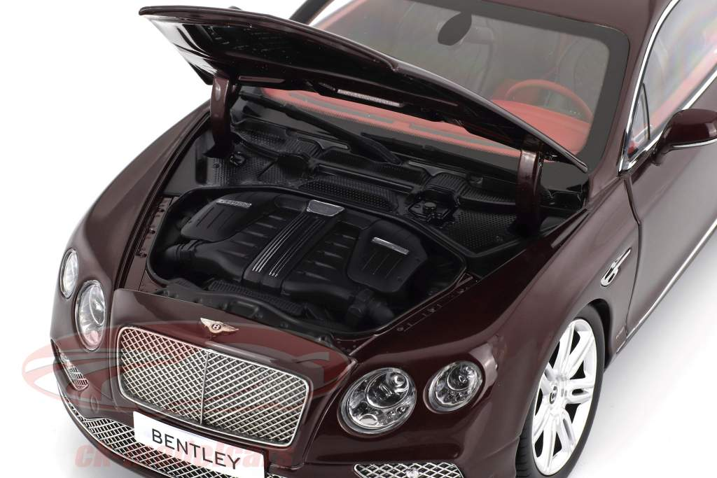 Bentley Continental GT LHD année de construction 2016 Bourgogne 1:18 Paragon Models
