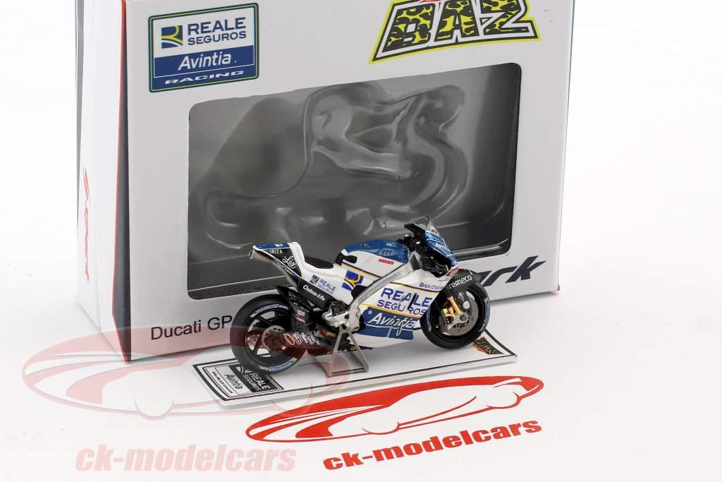 Loris Baz Ducati GP15 #76 Qatar GP MotoGP 2017 1:43 Spark