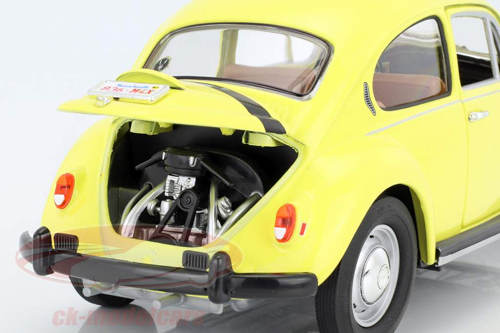 Emma's Volkswagen VW Beetle TV series Once Upon a Time 2011 yellow 1:18 Greenlight