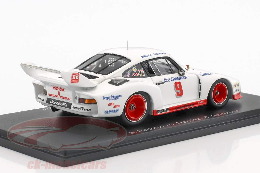 Porsche 935 #9 vincitore 12h Sebring 1978 Redman, Mendez, Garretson 1:43 Spark