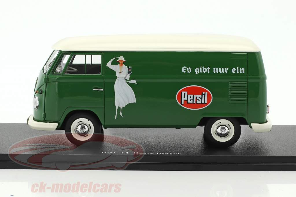 Volkswagen VW T1 Van Persil green 1:32 Schuco Pro.R32