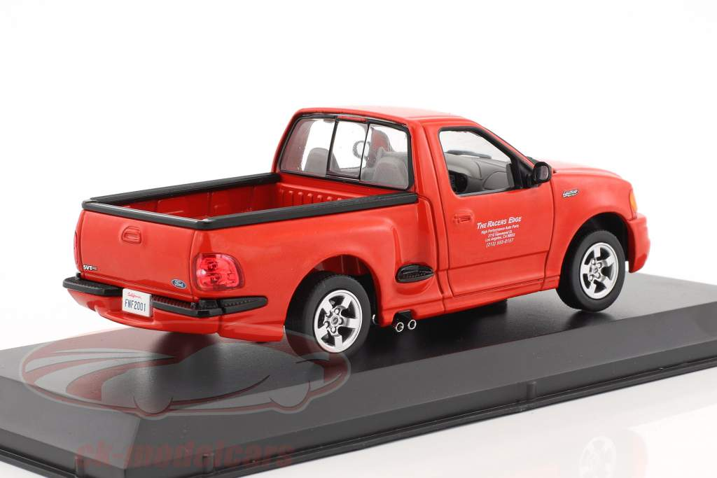 Brian's Ford F-150 SVT Lightning Baujahr 1999 Fast and Furious 2001 rot 1:43 Greenlight
