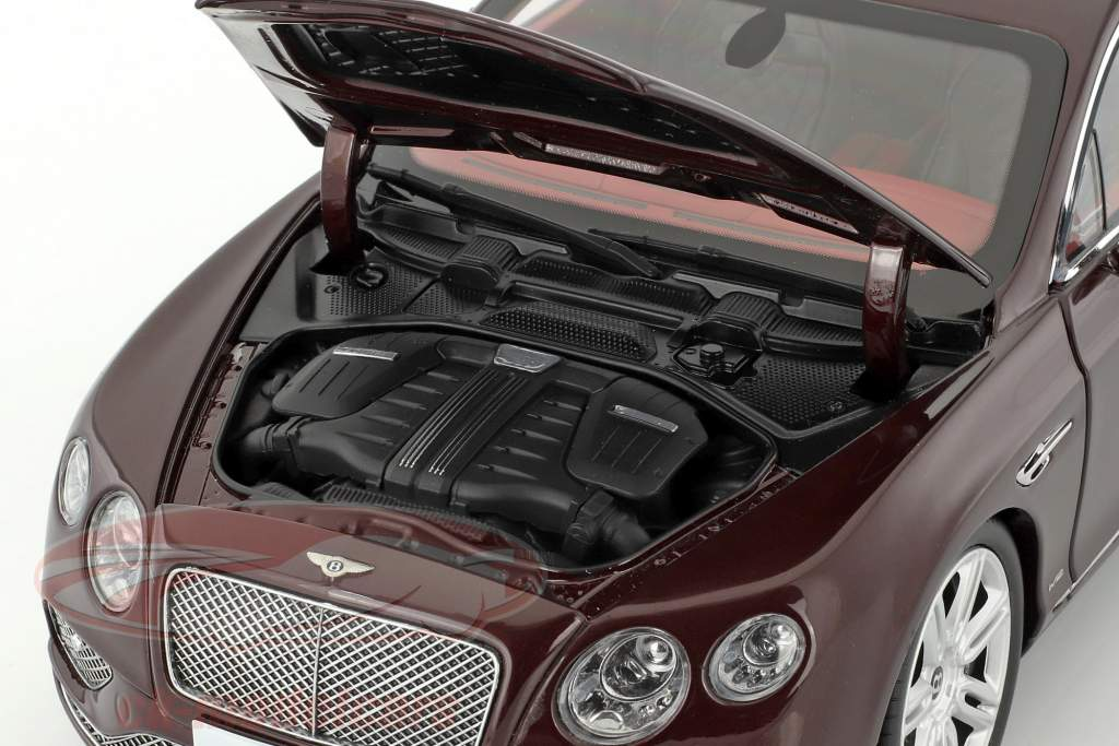 Bentley Continental GT RHD année de construction 2016 Bourgogne 1:18 Paragon Models