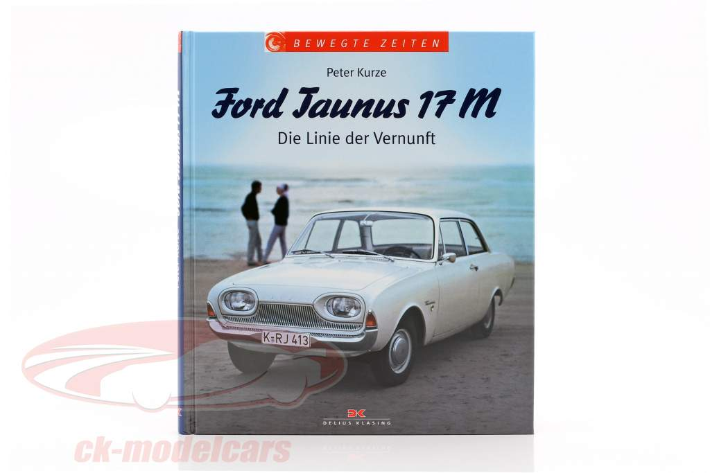 book Ford Taunus 17 M  from Peter Kurze