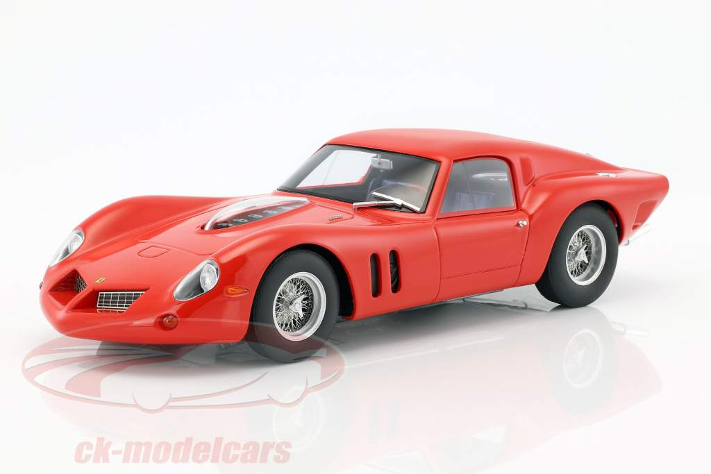 Ferrari 250 GT Drogo Plain Body Version rouge 1:18 CMR