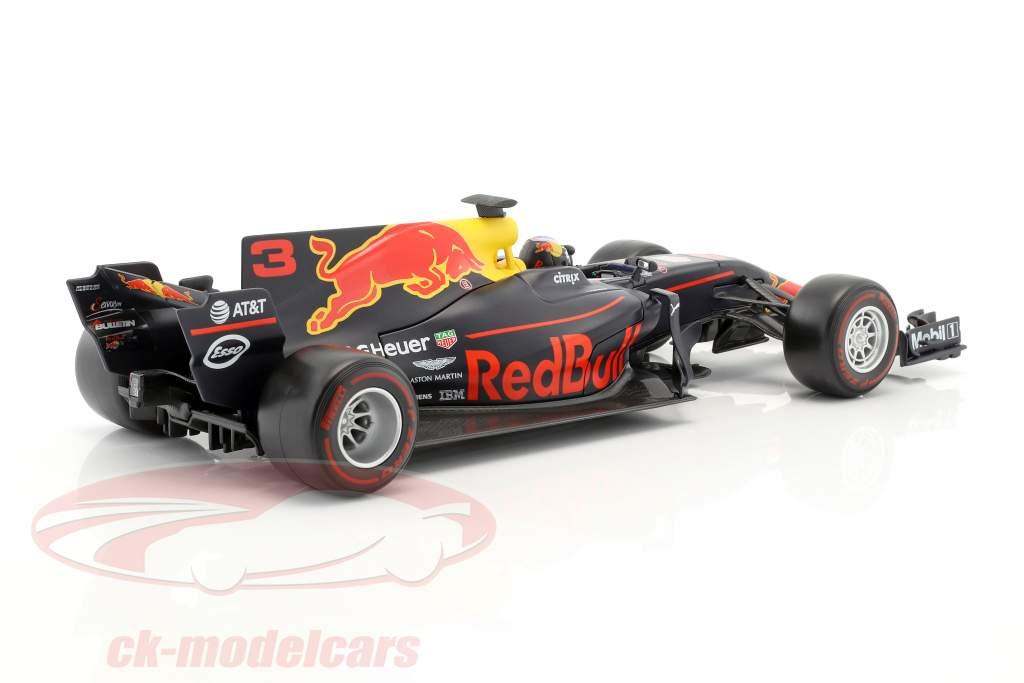 Daniel Ricciardo Red Bull RB13 #3 formula 1 2017 1:18 Bburago