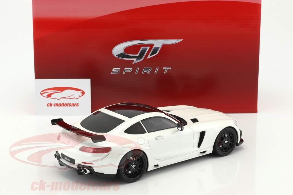 Mercedes-Benz AMG GT FAB Design Areion blanc / noir 1:18 GT-Spirit