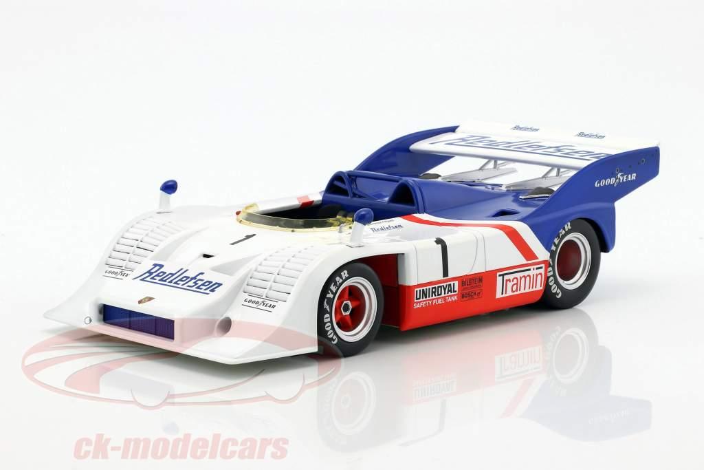 Porsche 917/10 Willi-Kauhsen-Racing #1 Interserie Nürburgring 1974 E. Fitttipaldi 1:18 Minichamps
