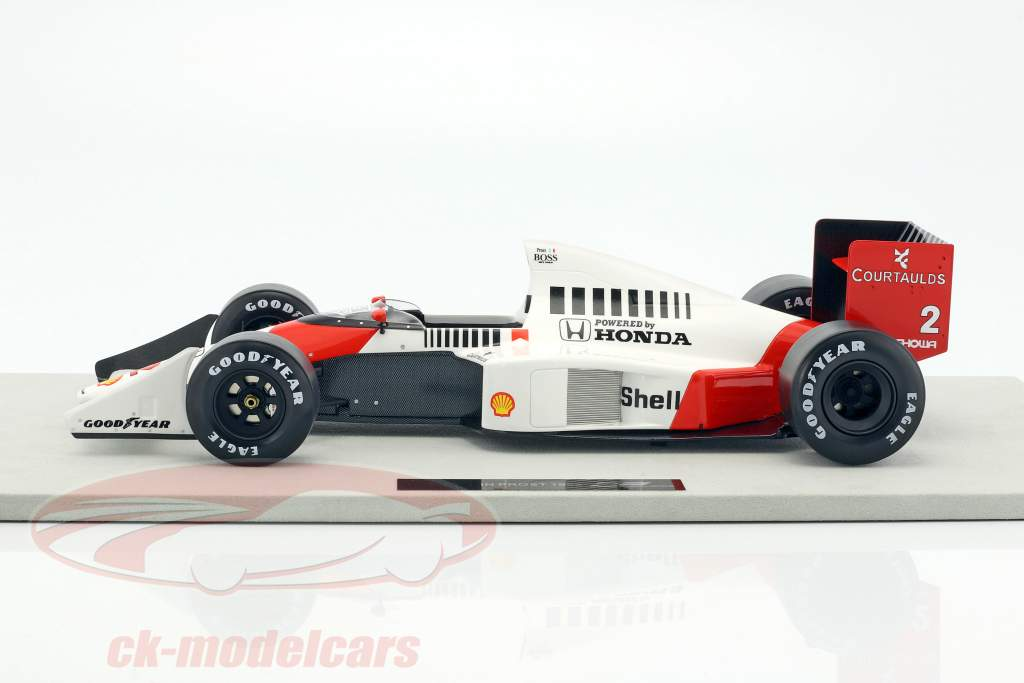 Alain Prost McLaren MP4/5 #2 World Champion formula 1 1989 1:12 GP Replicas