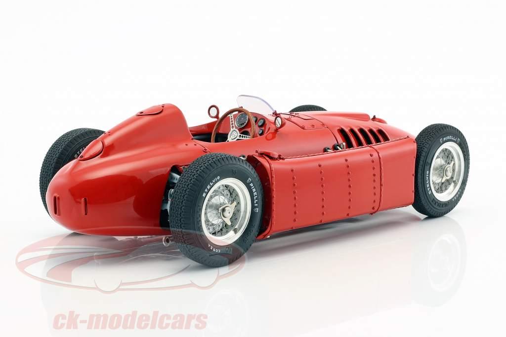 Lancia D50 year 1954-1955 red 1:18 CMC