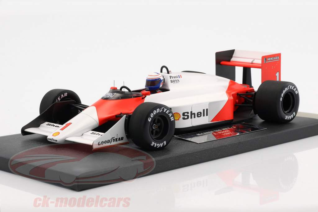 ck modelcars 537871801 alain prost mclaren mp4 3 1 formule 1 1987 1 18 minichamps ean. Black Bedroom Furniture Sets. Home Design Ideas