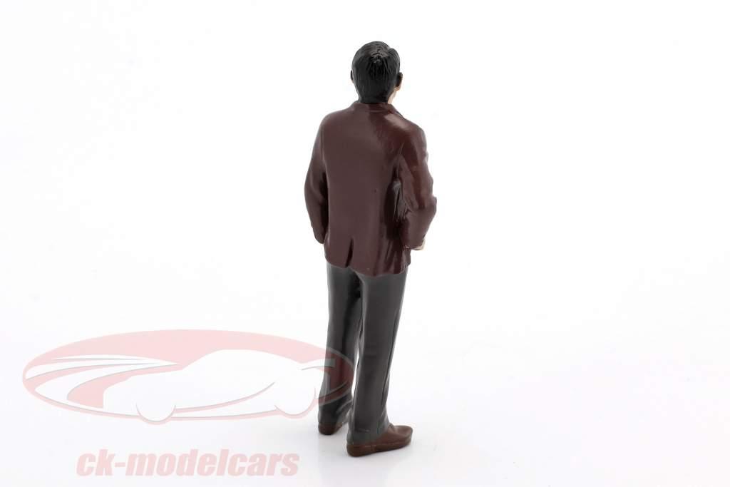 investigatore cifra I 1:24 American Diorama