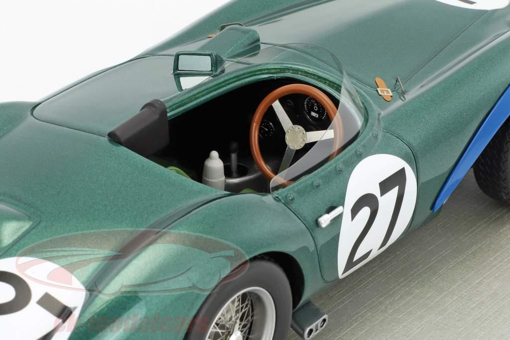 Aston Martin DB3 S #27 4th 12h Sebring 1956 Salvadori, Shelby 1:18 Tecnomodel