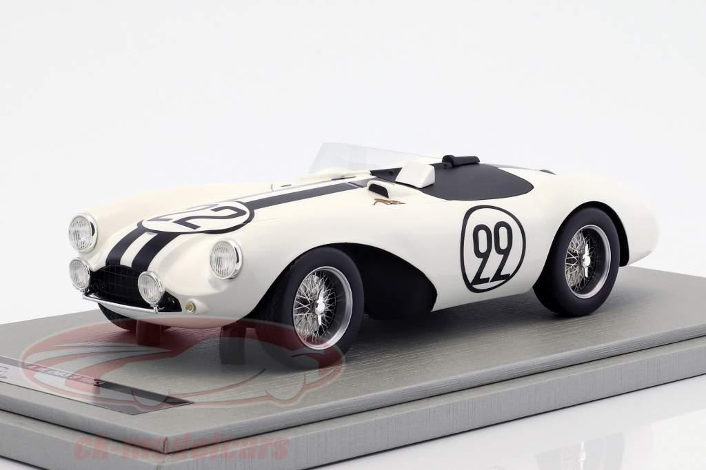 Aston Martin DB3 S #22 24h LeMans 1954 Shelby, Frere 1:18 Tecnomodel
