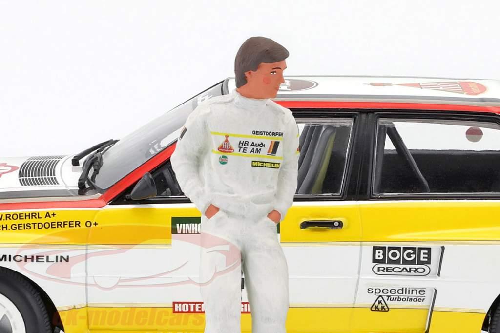 Christian Geistdörfer cifra Co-Pilot Rallye 1:18 FigurenManufaktur