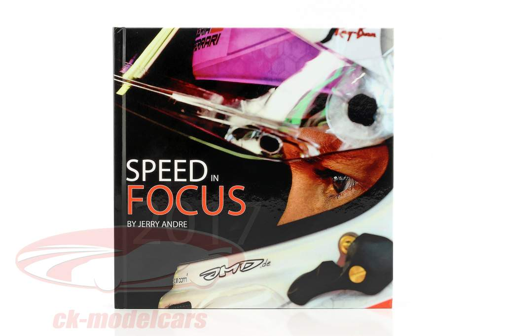 livre Speed in Focus de Jerry Andre