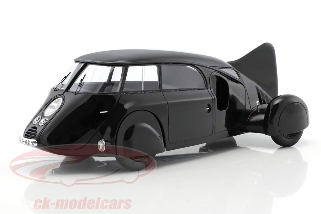 Dubonnet Dolphin year 1935 black 1:18 AutoCult