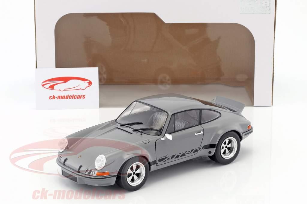 Porsche 911 Carrera 2.8 RSR year 1974 gray 1:18 Solido