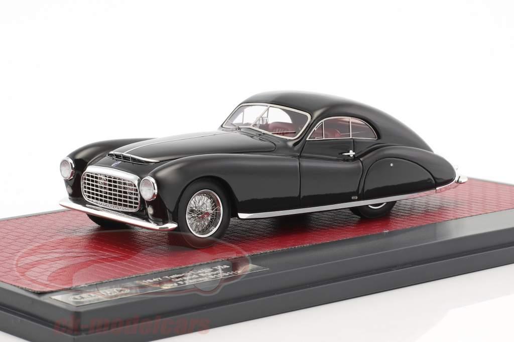 Talbot Lago T26 Grand Sport by Franay anno di costruzione 1947 nero 1:43 Matrix
