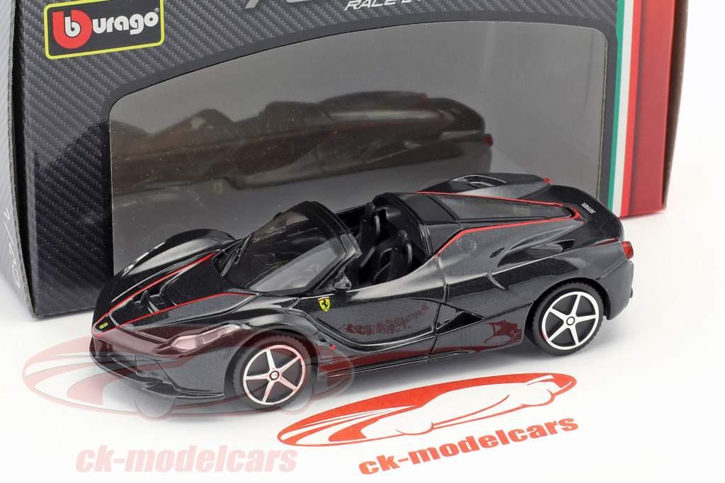 Ferrari LaFerrari Aperta nero 1:43 Bburago