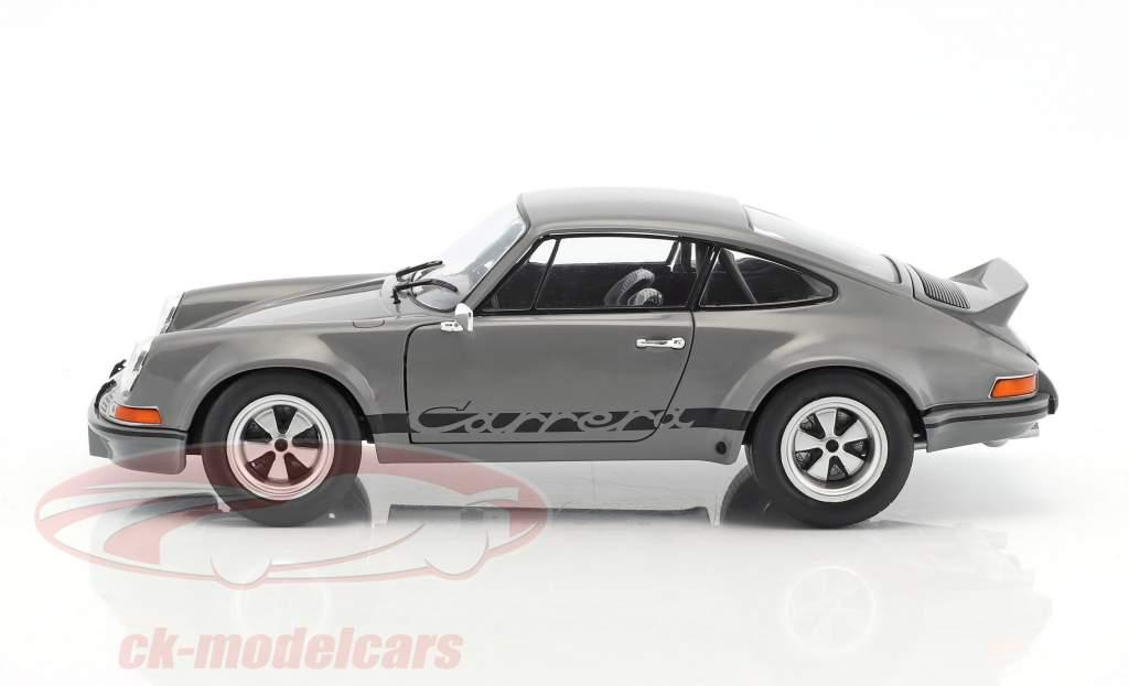 Porsche 911 Carrera 2.8 RSR année de construction 1974 gris 1:18 Solido