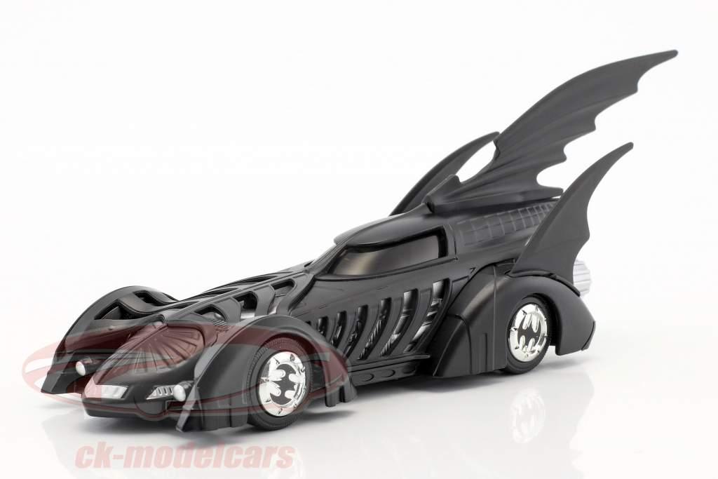 Batmobile film Batman Forever (1995) noir 1:32 Jada Toys