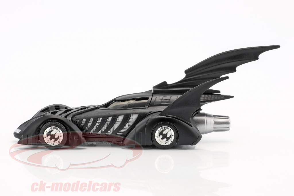 Batmobile Movie Batman Forever (1995) black 1:32 Jada Toys