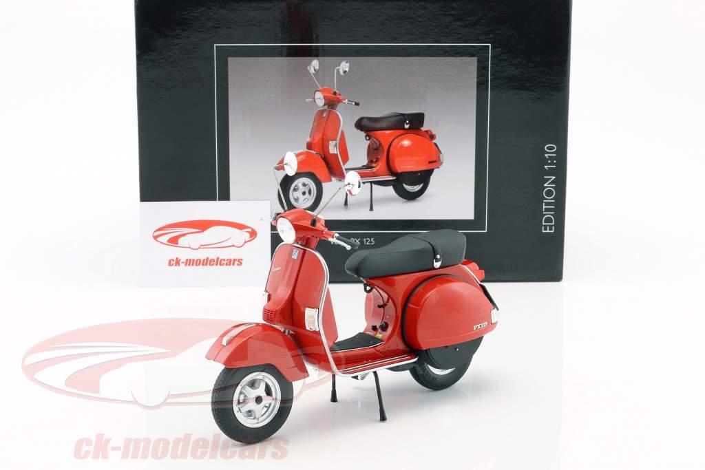 Vespa PX 125 rouge 1:10 Schuco