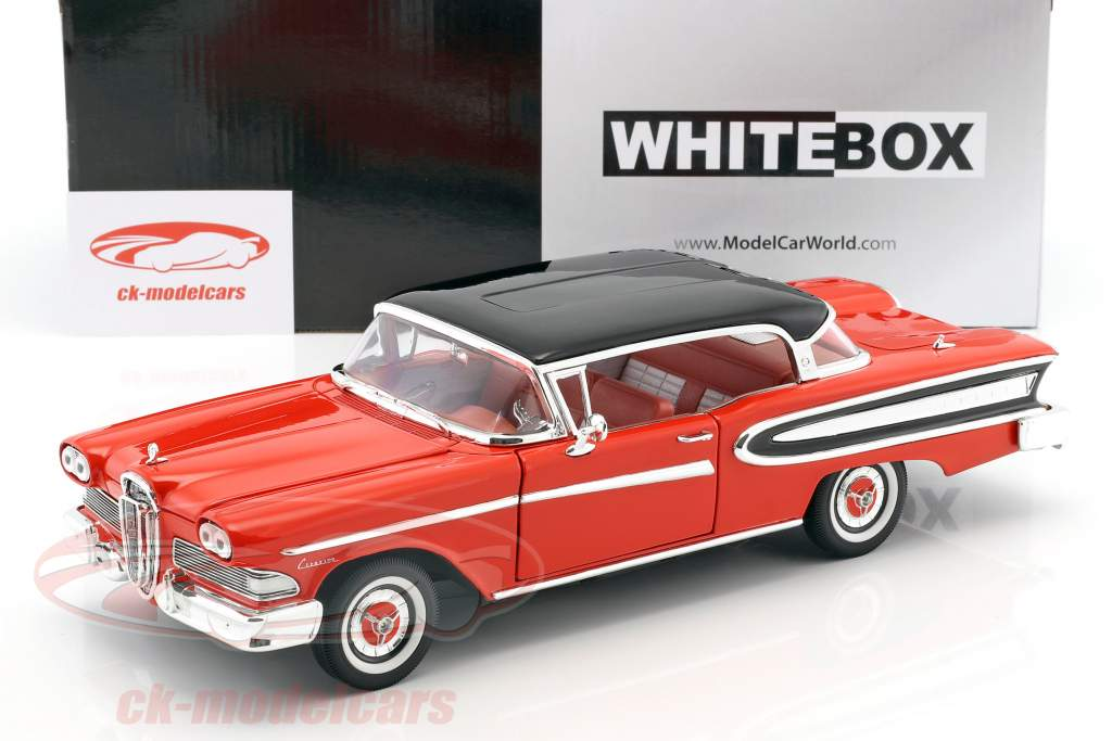 Ford Edsel Citation rosso / nero 1:18 WhiteBox