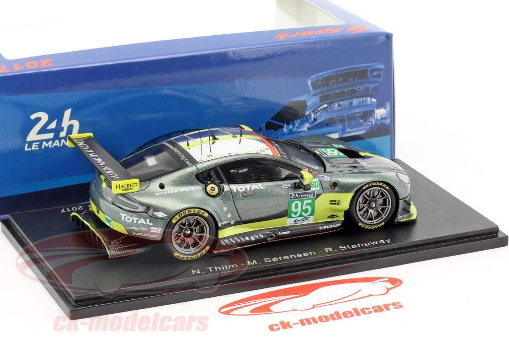 Aston Martin Vantage GTE #95 Thiim, Sörensen, Stanaway 1:43 Spark
