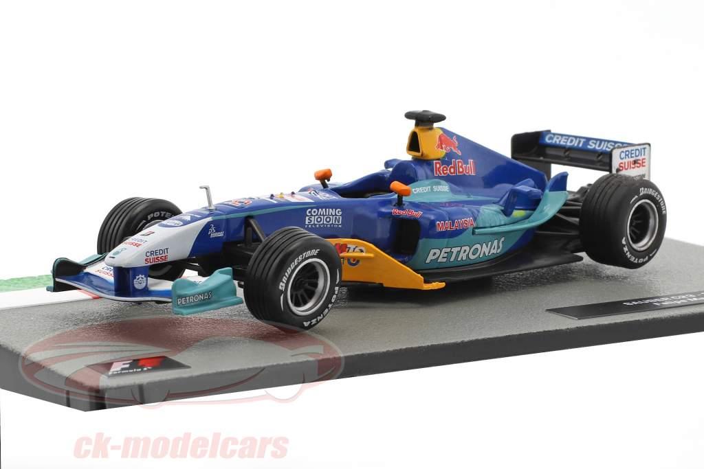 Felipe Massa Sauber C23 #12 formula 1 2004 1:43 Altaya