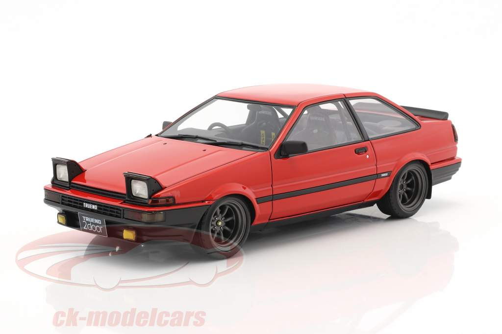 ck modelcars ig0550 toyota sprinter trueno ae86 2. Black Bedroom Furniture Sets. Home Design Ideas