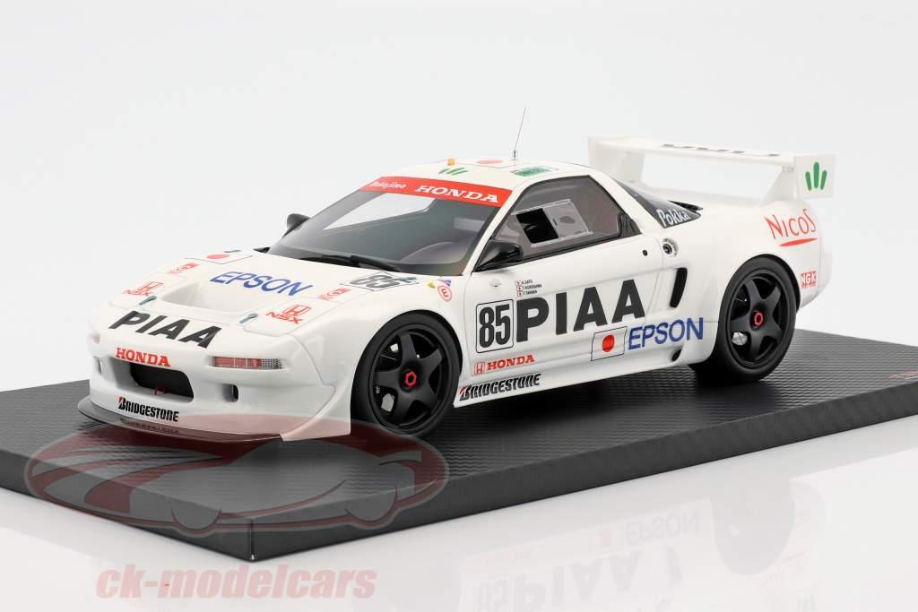 Honda NSX GT2 #85 qualificazione 24h LeMans 1995 Satou, Kurosawa, Tanaka 1:18 True Scale