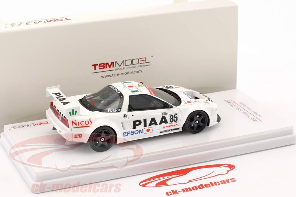 Honda NSX GT2 #85 qualificazione 24h LeMans 1995 Satou, Kurosawa, Tanaka 1:43 True Scale