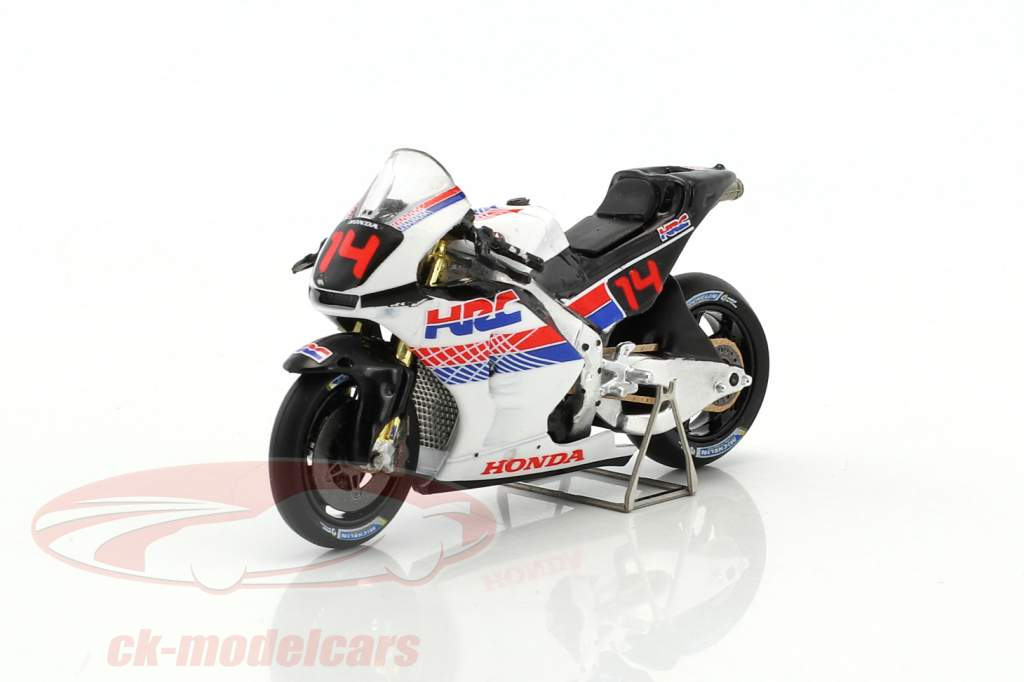 Fernando Alonso Honda RC213V #14 Honda Racing Thanks Day Motegi 2016 1:43 Spark