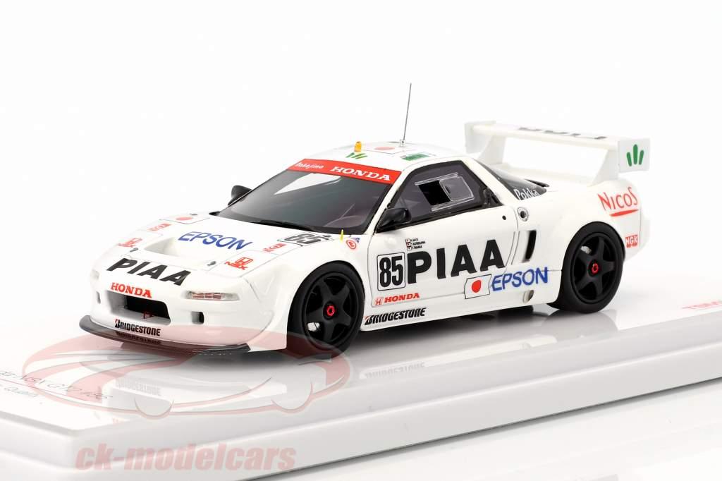 Honda NSX GT2 #85 qualificatif 24h LeMans 1995 Satou, Kurosawa, Tanaka 1:43 True Scale