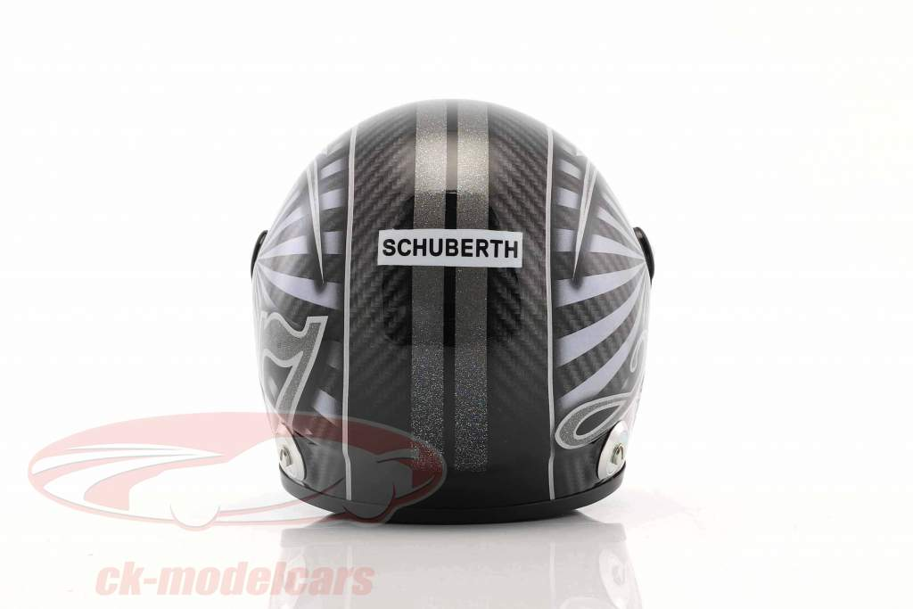 Nico Hülkenberg Renault R.S.17 Singapur GP Formel 1 2017 Helm 1:2 Schuberth