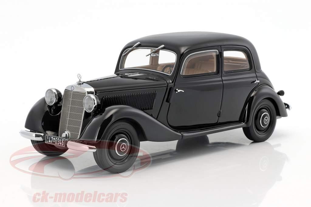 Mercedes-Benz 170 V année de construction 1939 noir 1:18 BoS-Models