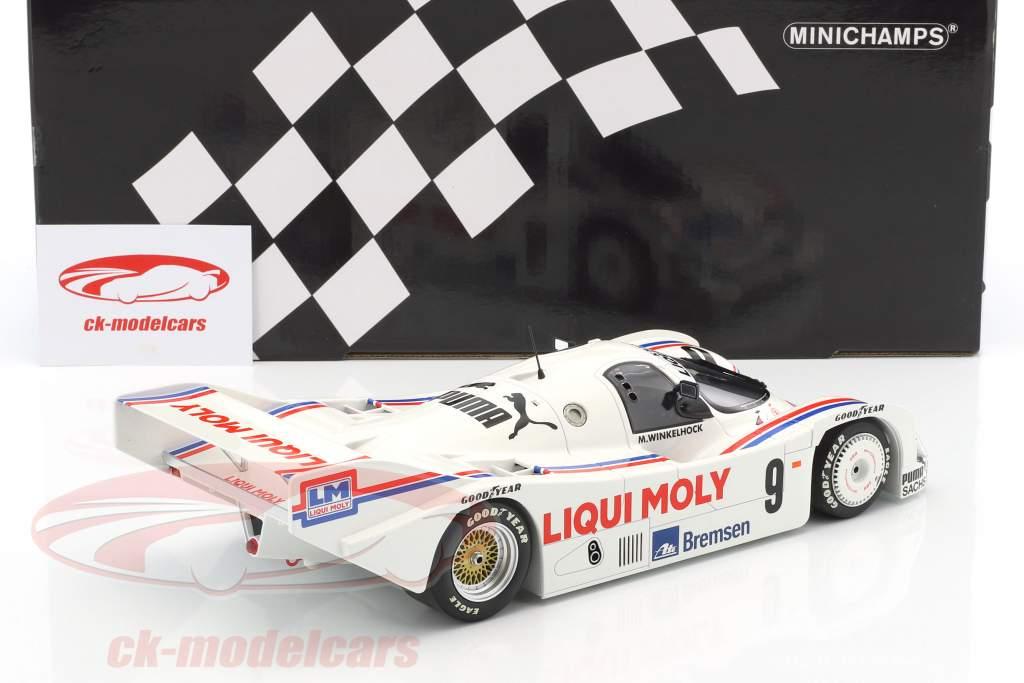 Porsche 962C #9 3 Norisring Trophäe 1985 Winkelhock 1:18 Minichamps